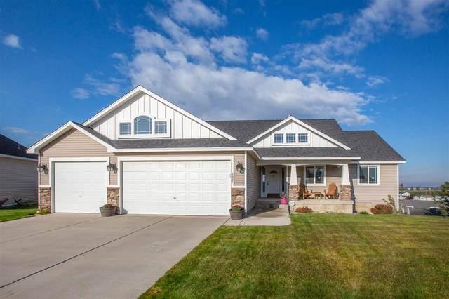 6021 N Hillmont Ln, Spokane, WA 99217 (#202015193) :: Northwest Professional Real Estate