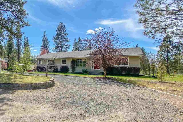 3712 S Ritchey Rd, Medical Lake, WA 99022 (#202015229) :: The Hardie Group