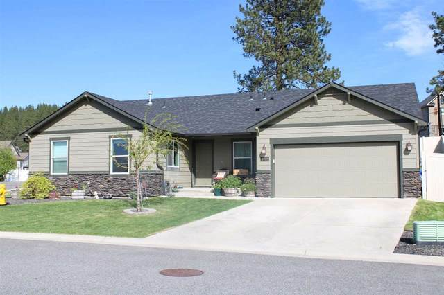 4819 S Coyote Creek Ln, Spokane, WA 99206 (#202015421) :: Prime Real Estate Group