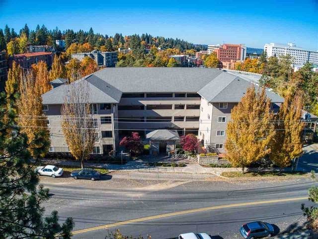 930 S Cowley St #403, Spokane, WA 99202 (#202015440) :: The Spokane Home Guy Group