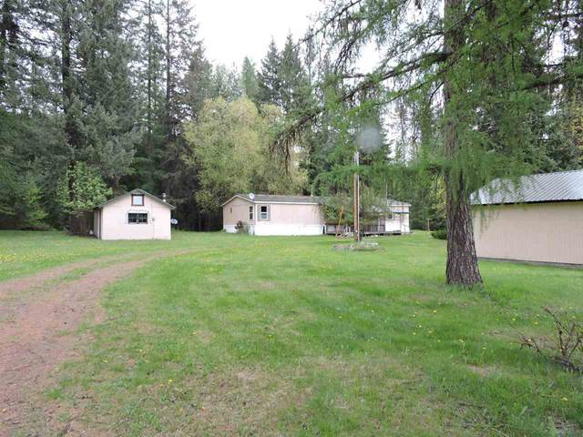 604 Grinnell St, Ione, WA 99139 (#202015502) :: The Synergy Group
