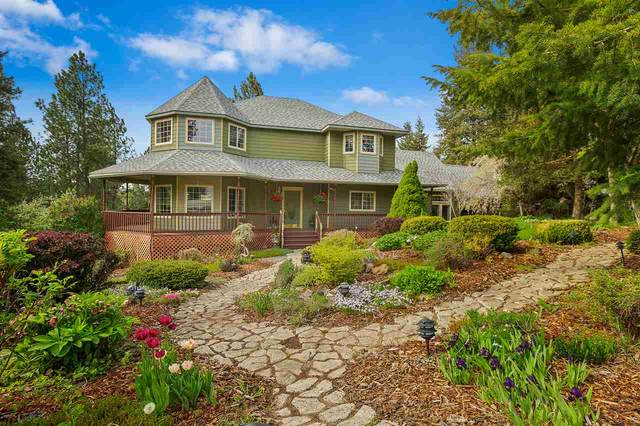 14307 E Meadows Rd, Mica, WA 99023 (#202015550) :: Top Agent Team