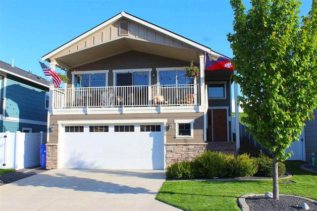 11716 E Rivercrest Dr, Spokane Valley, WA 99206 (#202015551) :: The Synergy Group