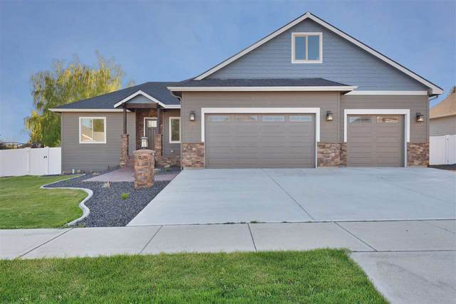 7509 N E St, Spokane, WA 99208 (#202015575) :: Top Agent Team