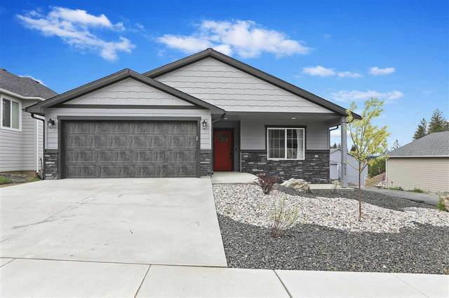 2820 S Sonora Dr, Spokane Valley, WA 99037 (#202015577) :: The Spokane Home Guy Group
