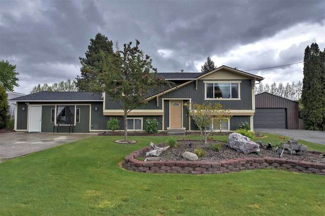 3906 N Murray Rd, Otis Orchards, WA 99027 (#202015593) :: Top Agent Team