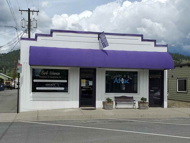 161 E 1st Ave, Colville, WA 99114 (#202015629) :: The Spokane Home Guy Group