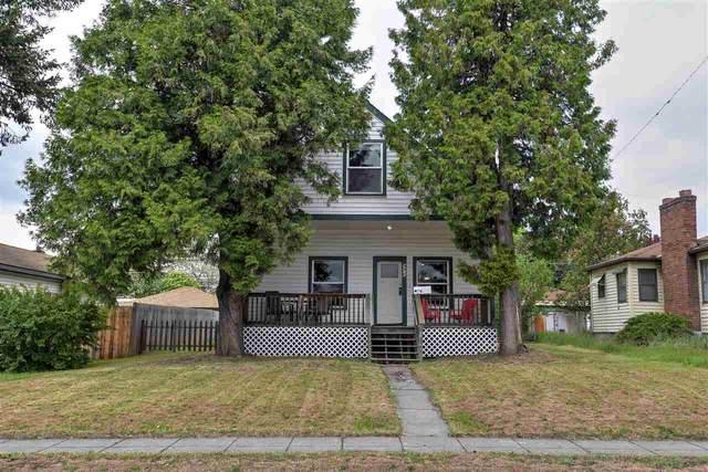 4415 N Wall St, Spokane, WA 99205 (#202015642) :: Chapman Real Estate