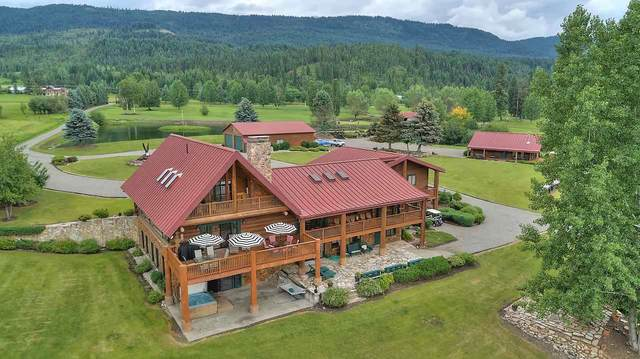 31171 N Leclerc Rd, Ione, WA 99139 (#202015688) :: The Synergy Group