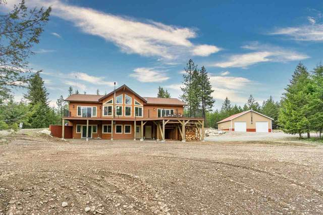 8515 W Coeur Dalene Dr, Spirit Lake, ID 83869 (#202015738) :: Northwest Professional Real Estate
