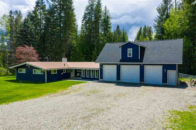 305 Cedar Creek Ter, Ione, WA 99139 (#202015740) :: The Spokane Home Guy Group