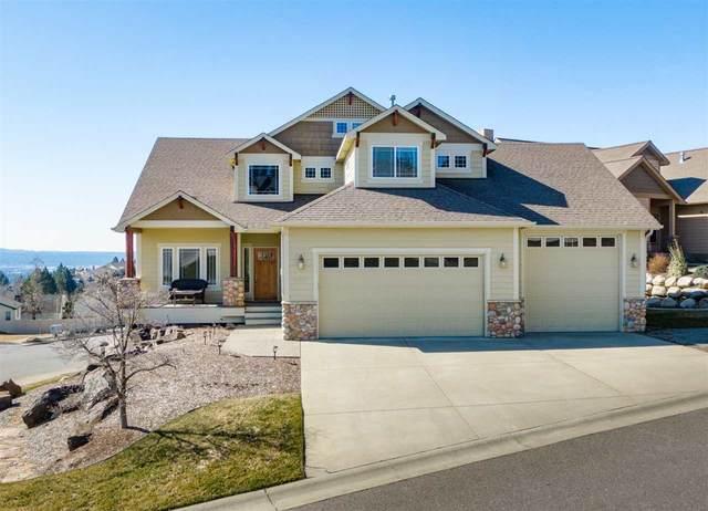 8918 E Blue Fox Ln, Spokane, WA 99217 (#202015744) :: Northwest Professional Real Estate
