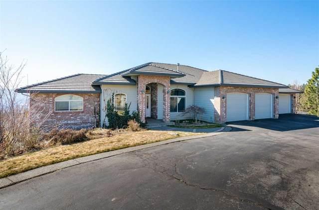 8416 E Red Oak Dr, Spokane, WA 99217 (#202015745) :: Northwest Professional Real Estate