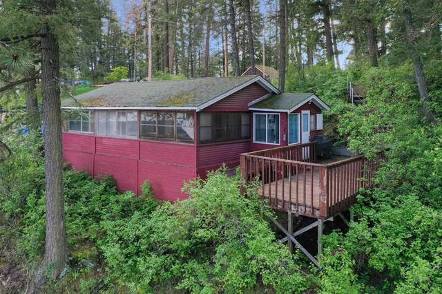 13214 N Peninsula Dr, Newman Lake, WA 99025 (#202015770) :: Northwest Professional Real Estate