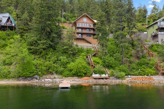 3994 Cedar Bay Rd #56/57, Loon Lake, WA 99148 (#202015833) :: The Synergy Group