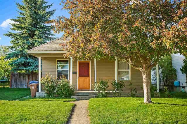 411 E Gordon Ave #411, Spokane, WA 99207 (#202015838) :: Top Agent Team