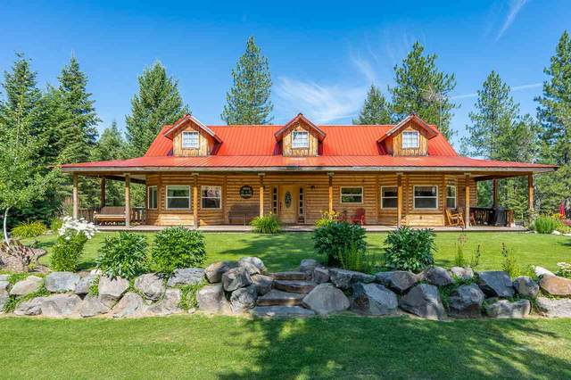 14123 E Casey Rd, Elk, WA 99009 (#202015849) :: The Synergy Group