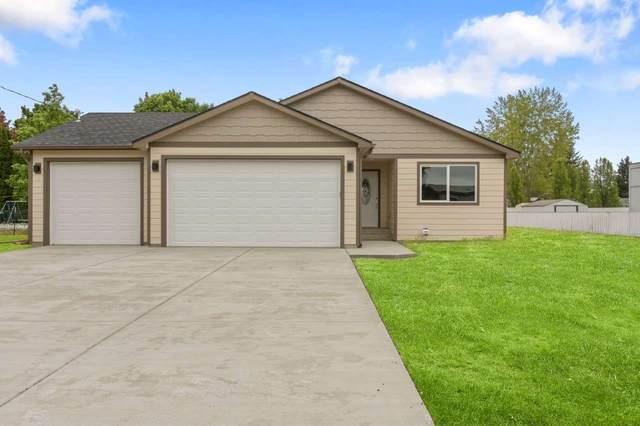 316 N Dick Rd, Spokane, WA 99212 (#202015860) :: Northwest Professional Real Estate