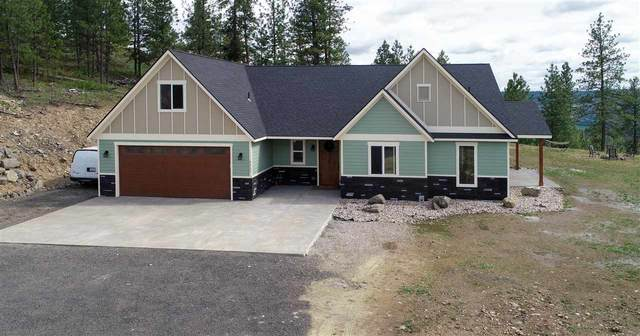 6527 Pine Ridge Way Way, Nine Mile Falls, WA 99026 (#202015885) :: The Hardie Group