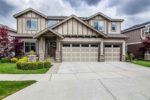 1909 S Clover Dr, Spokane Valley, WA 99016 (#202015909) :: The Synergy Group