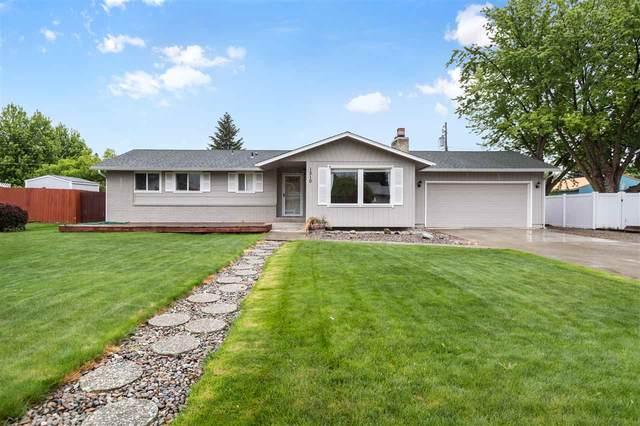 1310 N Bannen Rd, Spokane Valley, WA 99216 (#202015928) :: Prime Real Estate Group