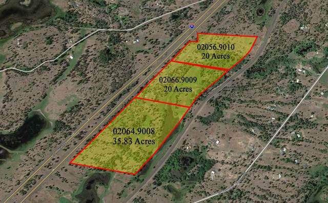 00 W Sr 904 Hwy Parcels 02064.9, Cheney, WA 99004 (#202015937) :: The Spokane Home Guy Group