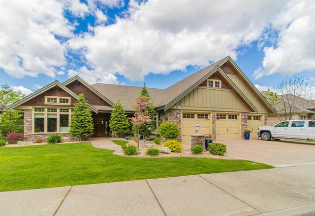 13911 N Copper Canyon Ln, Spokane, WA 99208 (#202015950) :: The Spokane Home Guy Group