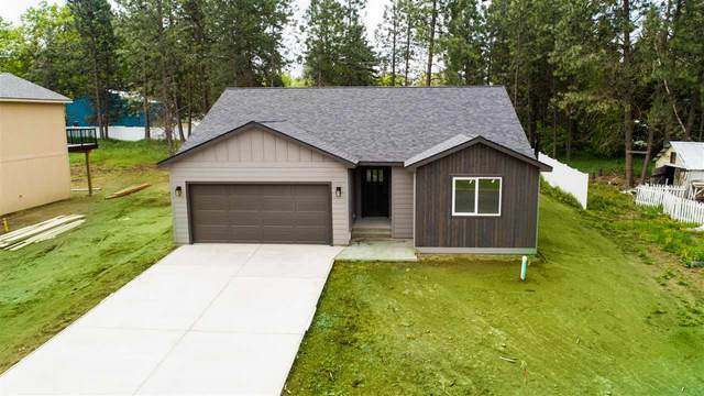 706 E 1st St, Deer Park, WA 99006 (#202015953) :: Top Agent Team
