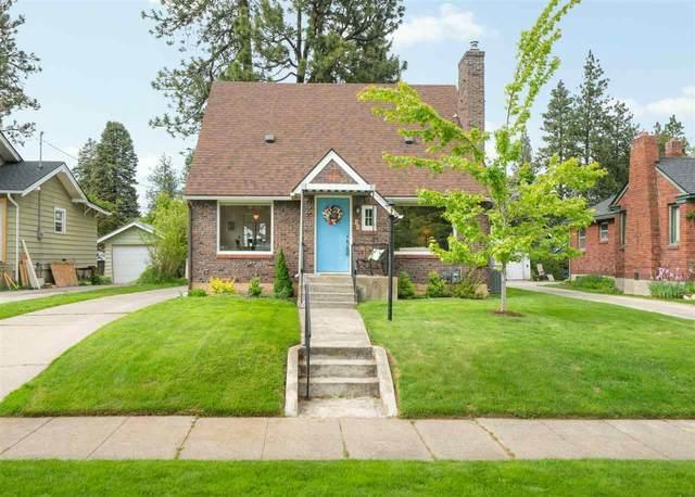48 W 27th Ave, Spokane, WA 99203 (#202015955) :: Prime Real Estate Group