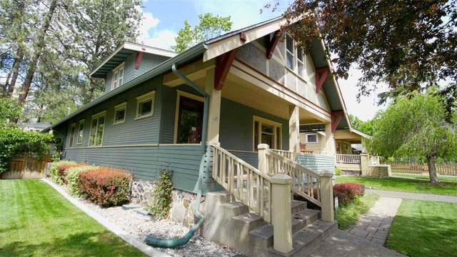 214 W 18th Ave, Spokane, WA 99203 (#202016009) :: The Hardie Group