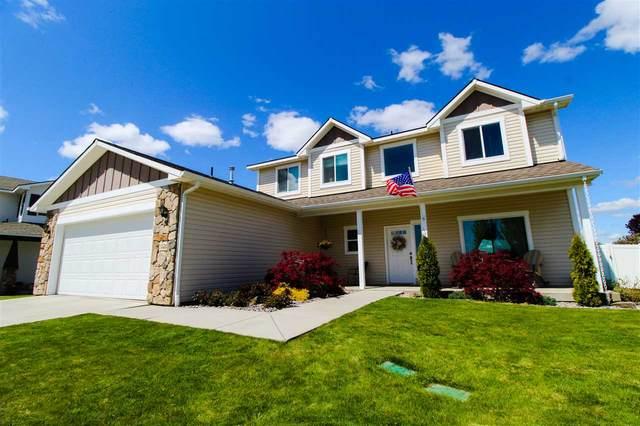 3928 W Dawn Ave, Spokane, WA 99208 (#202016022) :: The Hardie Group