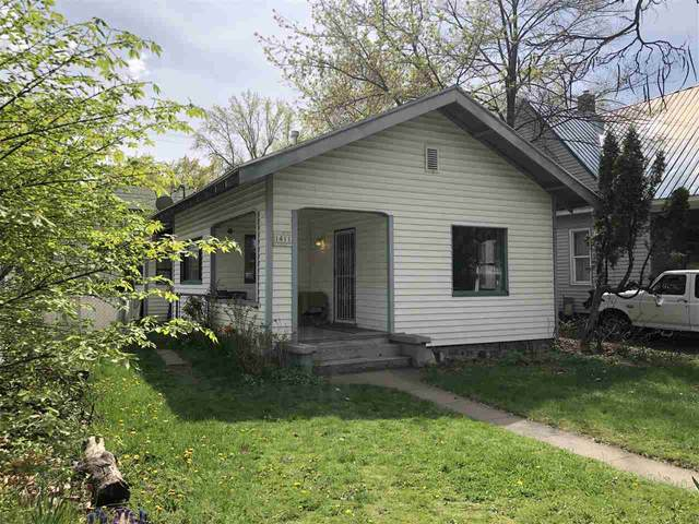 1411 W 10th Ave, Spokane, WA 99204 (#202016067) :: Northwest Professional Real Estate