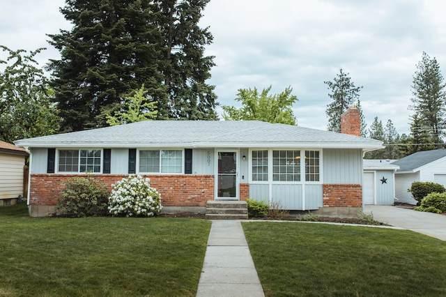 5007 W Rosewood Ave, Spokane, WA 99208 (#202016075) :: Prime Real Estate Group