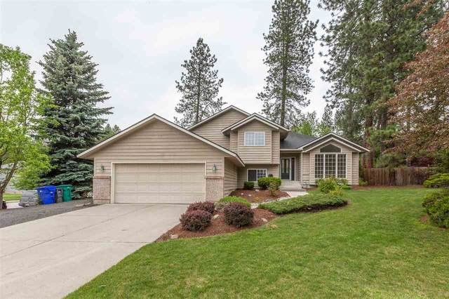 4901 E Greenleaf Ave, Mead, WA 99021 (#202016085) :: The Spokane Home Guy Group