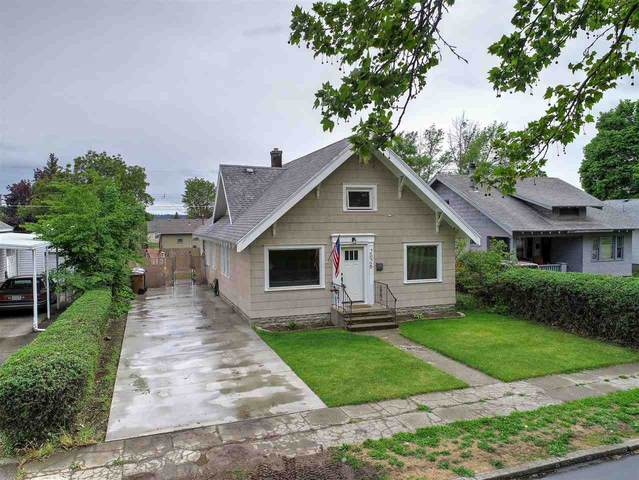 2026 E Gordon Ave, Spokane, WA 99207 (#202016102) :: Prime Real Estate Group