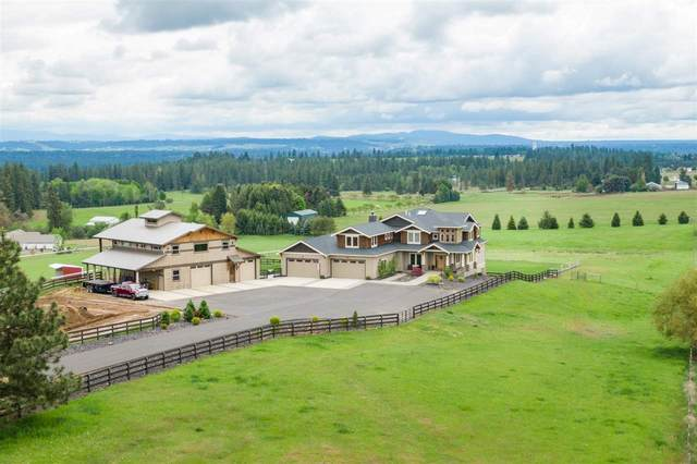 506 E Burk Rd, Colbert, WA 99005 (#202016117) :: The Synergy Group
