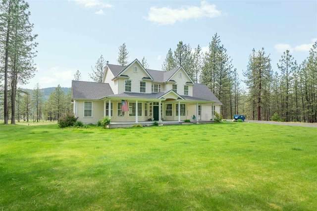 23205 N Mclellan Rd, Nine Mile Falls, WA 99026 (#202016125) :: Elizabeth Boykin & Keller Williams Realty