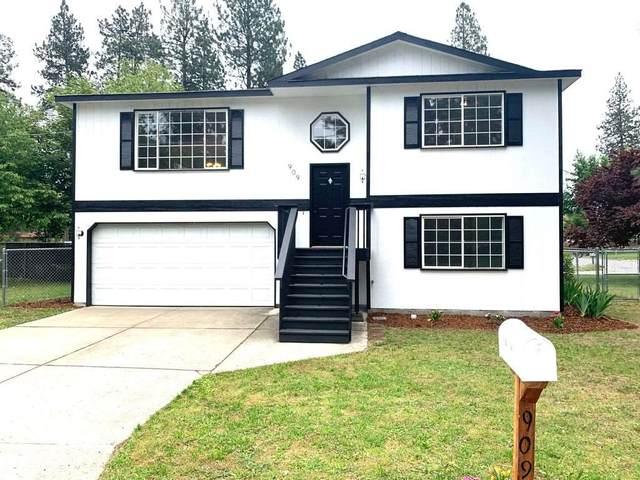 909 S Oberlin Rd, Spokane Valley, WA 99206 (#202016133) :: Chapman Real Estate