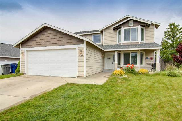 509 S Joslin Pl, Airway Heights, WA 99001 (#202016139) :: The Hardie Group