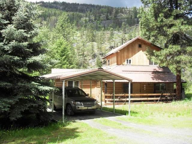 3733-X Sand Creek Rd, Kettle Falls, WA 99141 (#202016154) :: Prime Real Estate Group