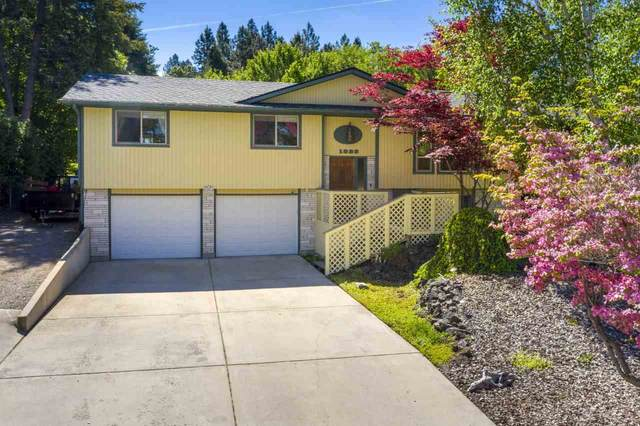 1823 S Vera Crest Dr, Spokane Valley, WA 99037 (#202016185) :: The Synergy Group