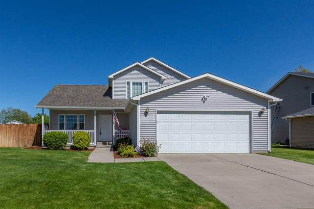 7903 S Blackberry St, Cheney, WA 99004 (#202016223) :: The Spokane Home Guy Group