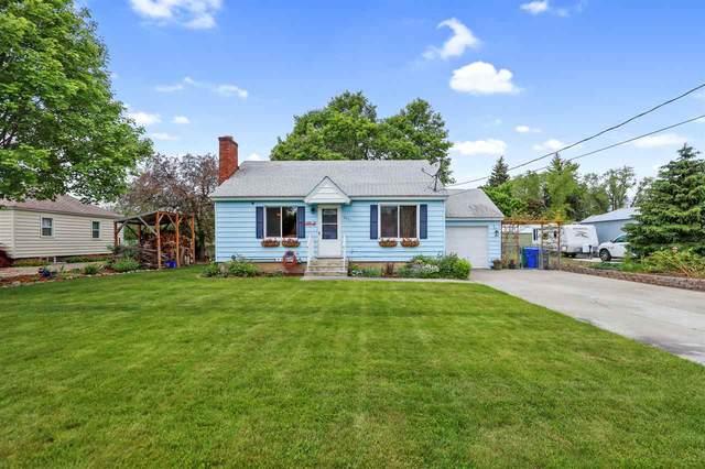 2407 N Coleman Rd, Spokane Valley, WA 99212 (#202016231) :: The Spokane Home Guy Group
