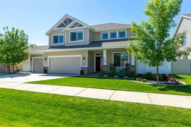 2715 W Parkway Dr, Spokane, WA 99208 (#202016267) :: The Hardie Group