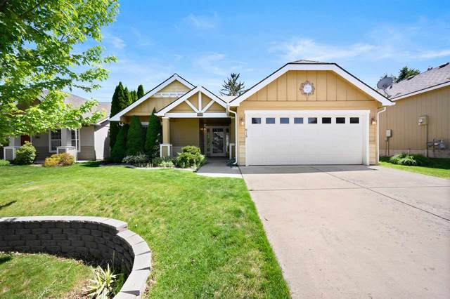 815 S Mayhew Ln, Spokane Valley, WA 99216 (#202016274) :: Chapman Real Estate