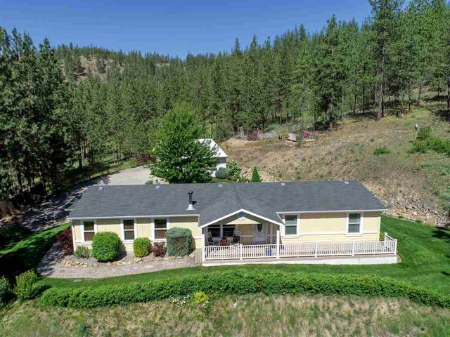 6300 W Bluebird Way, Deer Park, WA 99006 (#202016306) :: The Hardie Group