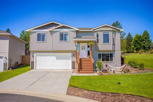 17119 N Dakota Ln, Colbert, WA 99005 (#202016322) :: The Hardie Group