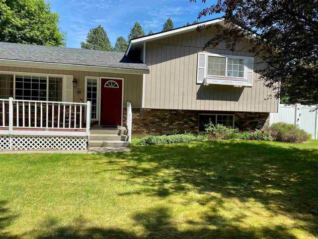 4043 S Forest Meadows Dr, Spokane Valley, WA 99206 (#202016323) :: The Synergy Group