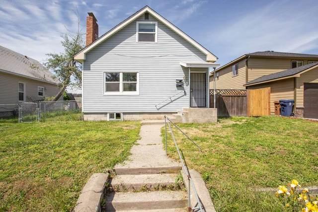 2407 E 7th Ave, Spokane, WA 99202 (#202016325) :: Chapman Real Estate