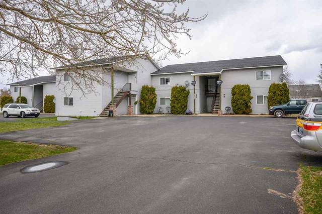 114/122 W South Ave, Deer Park, WA 99006 (#202016326) :: The Hardie Group